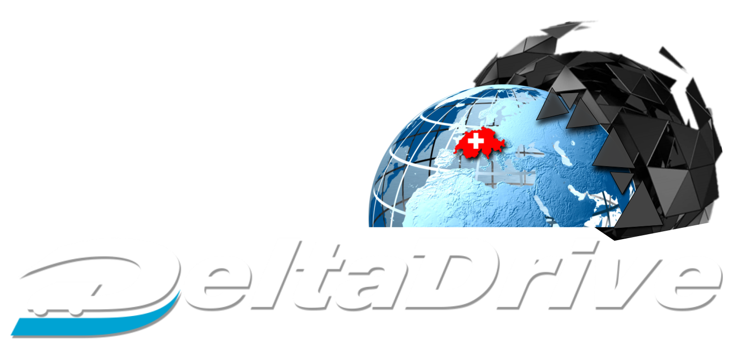 Delta Drive Logo
